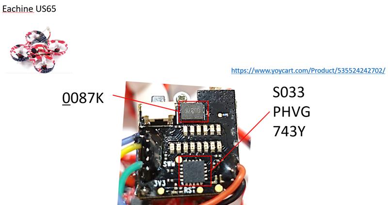 US65のVTXチップ画像